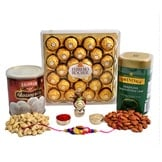 Rakhi Express Delivery to Hyderabad